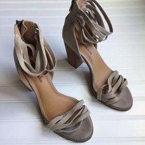 Lucky Brand Lakisha Heels